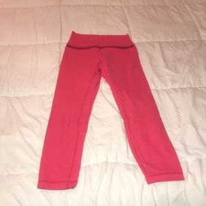 FIRST VERSION OF ALIGN PANT